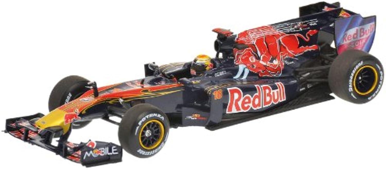 PMA 1 43 Scuderia Tgold red STR5 2010   16 (japan import)