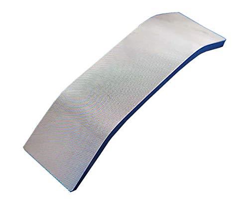 シモムラアレック ステンレスヤスリ シャインブレード 細目ぐるぐるBAR プラモデル用工具 AL-K151