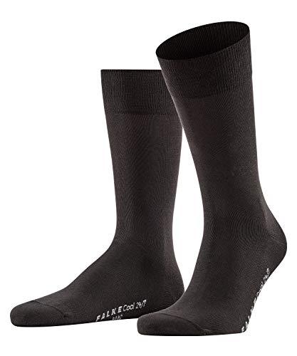 FALKE Cool Herren 24/7 M SO Socken, Blickdicht, Braun (Brown 5930), 43-44