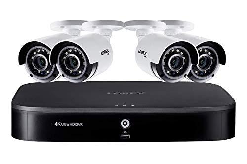 Lorex 4K Ultra HD 8-Channel Security System