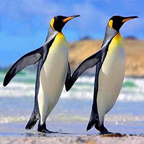JBZC 500 Teile Puzzle für Erwachsene und Familien Penguin