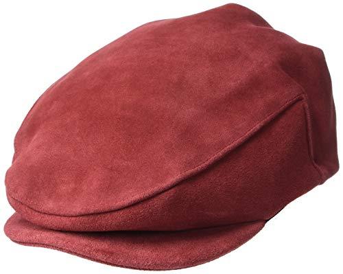Brixton Men's Hooligan II Driver SNAP HAT, Cardinal, L