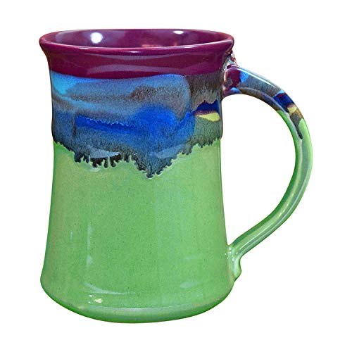 Clay in Motion Large Mug - Mossy Creek
