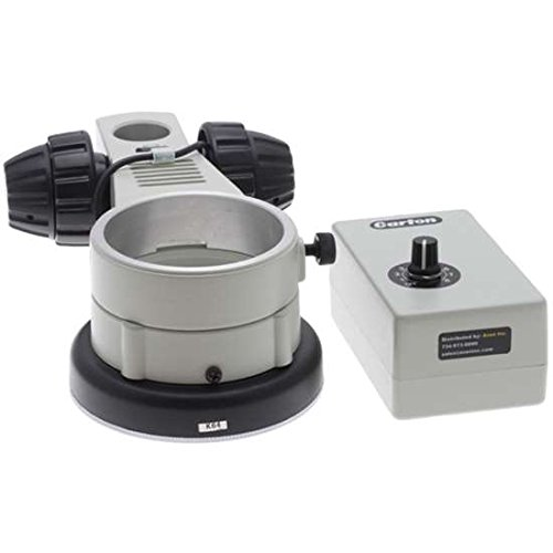 Aven 26200B-207 Ring Light LED with Integrated Focus Mount for Microscope