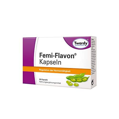 Twardy Femi-Flavon® Kapseln zur Regulation der Hormontätigkeit*, 90 St. Kapseln