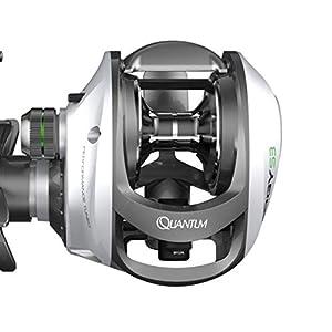 Quantum Energy S3 PT Baitcast Fishing Reel, 10+1 Bearings, 7.0:1 Gear Ratio, Right Hand, Size 100