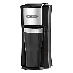 Black + Decker CM618 Single Serve Coffeemaker