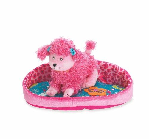 Manhattan Toy 146020 - Groovy Girls - koninklijke hondje met mand