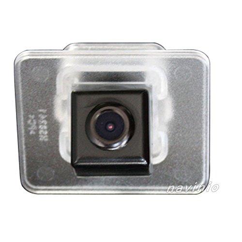 Navinio Caméra de Recul Voiture en Couleur Kit Caméra vue arrière de voiture Imperméable IP67 avec large Vision Nocturne pour ia KIA Cerato Optima Lotze K5 2011~2015