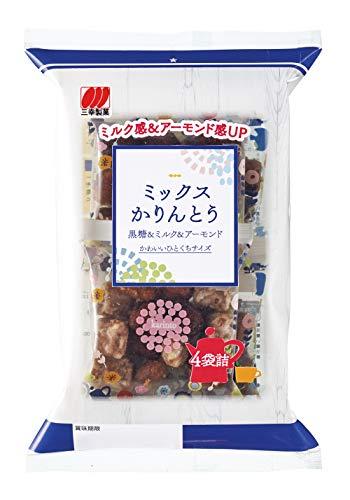 三幸製菓 ミックスかりんとう 114g ×6袋
