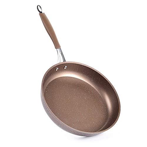 ilimiti 24CM sarten 24cm induccion, Sartén de Piedra Antiadherente 24cm, Sartén Adecuada para Toda la Cocina