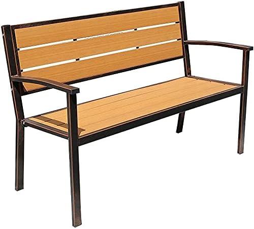 Patio Max 60% List price OFF Garden Bench Park Benc Benches Outdoor Terrace