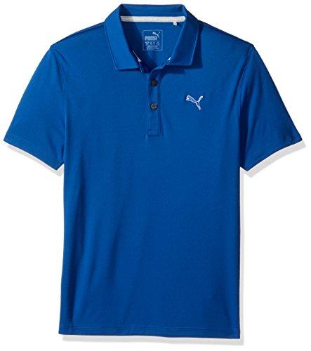 PUMA Golf 2017 Boy's Pounce Polo