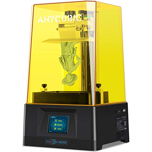 ANYCUBIC Photon Mono 3D Printer, UV LCD Resin 3D...
