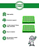 Zoom IMG-2 green label confezione da 2