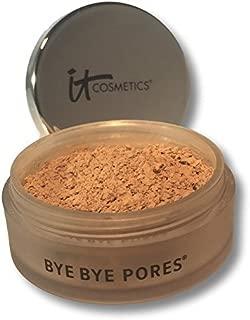 It Cosmetics Bye Bye Pores Tinted Skin-Blurring Finishing Powder .095 Ounce (Light)