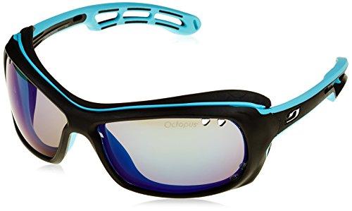 Julbo Wave Octopus Sonnenbrille Groß schwarz / blau