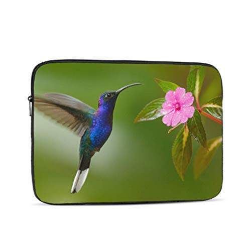 Laptop Case Beautiful Elf Hummingbird 2018 Macbook Pro Accessories Multi-Color & Size Choices 10/12/13/15/17 Inch Computer Tablet Briefcase Carrying Bag