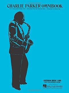 Charlie Parker Omnibook: For C Instruments. (Treble Clef Version)