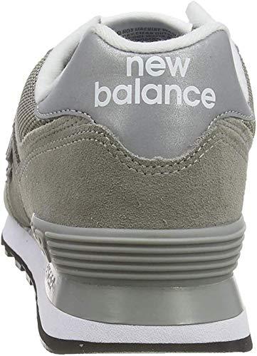 New Balance Hombre 574v2-core Trainers Zapatillas, Gris (Grey), 49 EU