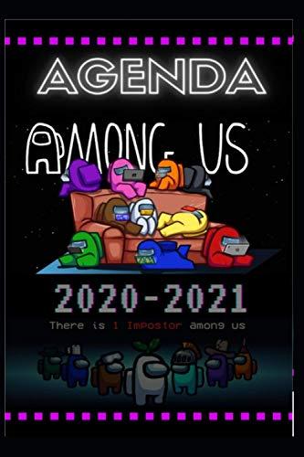 Agenda Among Us 2020 - 2021: Ellos (niños, jóvenes y adultos) (Agendas)