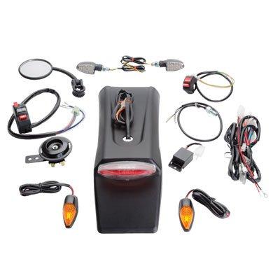 Tusk Motorcycle Enduro Lighting Kit - Fits: Yamaha WR450F 2003-2009