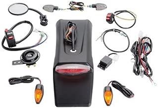 Tusk Motorcycle Enduro Lighting Kit - Fits: Honda CRF250X 2004-2009