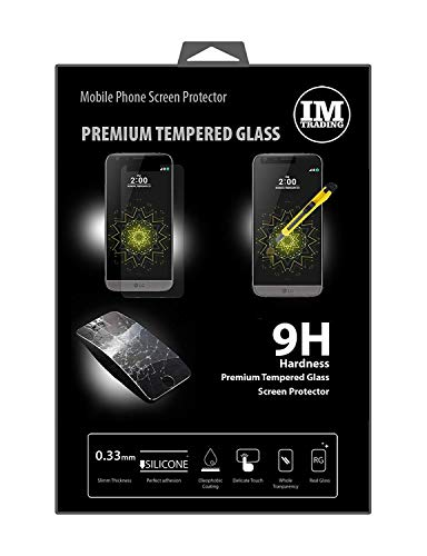 cofi1453 3X LG G5 (H860) Panzer Schutz Glas 9H Tempered Glass Display Schutz Folie Display Glas Screen Protector