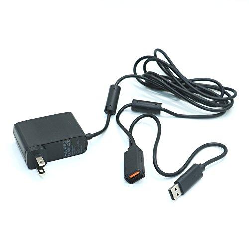 JETEHO 1 Pc Xbox 360 Kinect Sensor USB AV Adapter