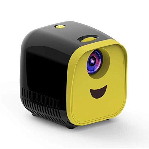 TOPQSC Mini proyector Proyector LED Full HD Proyector de Bolsillo...