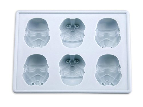 Star Wars Stormtrooper Eiswürfelform & Backform