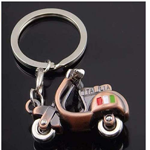 Schlüsselanhänger aus Metall Vespa Italien