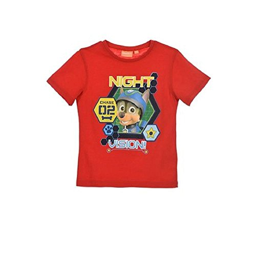 Patrulla Canina Night Vision - Camiseta de manga corta para