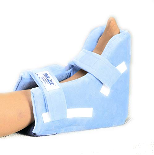 Skil-Care Heel Float -Heel Protector Pressure Relieving Pillow Boot, 4 Inch Wide, Medium (Pack of 1) (4332421527)