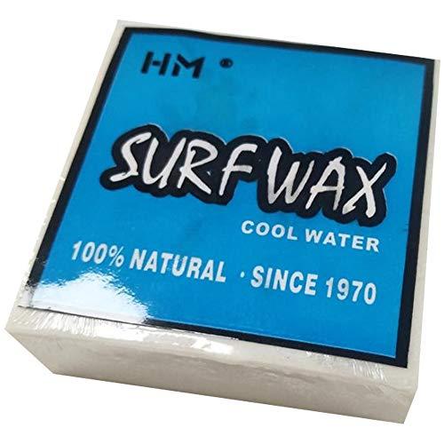cherrypop Cera de surf antideslizante universal para tabla de surf Skimboard Skateboard ceras para tabla de surf accesorio – Cera de agua fría