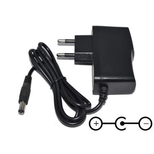 TopChargeur - Adaptador de alimentación, cargador de 10 V para consola Sega...