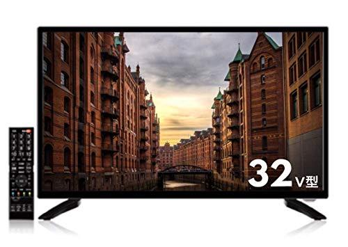 『GRANPLE 32V型 1TBハードディスク/ダブルチューナー搭載 裏番組録画対応 地上波/BS/CSデジタル液晶テレビ』のトップ画像