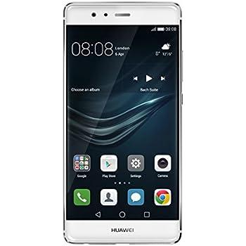 HUAWEI P9 SIMフリースマートフォン (シルバー)