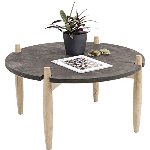 Kare Design - Table Basse Design Plateau Pierre Wilderness