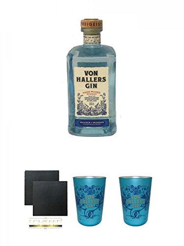 Von Hallers Gin 0,5 Liter Geschenkset