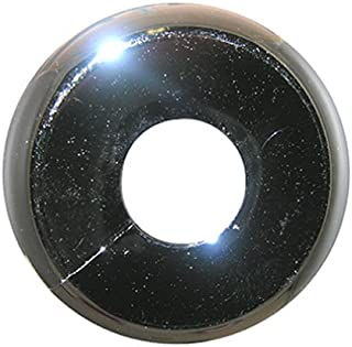 LASCO 03-1583 Floor and Ceiling Flange, Fits 1/2-Inch Iron Pipe, Chrome Plated Plastic