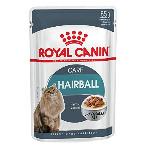 Royal Canin Comida para Gatos Hairball Care, 12 x 85 g ✅