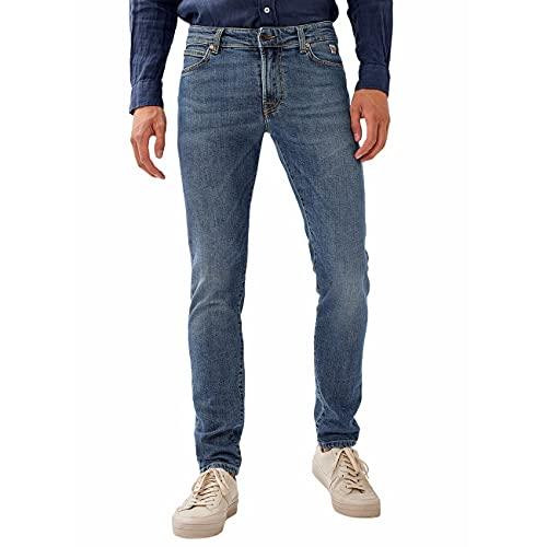 Roy Roger's P21RRU075D3341759 999 Denim Jeans Uomo 33