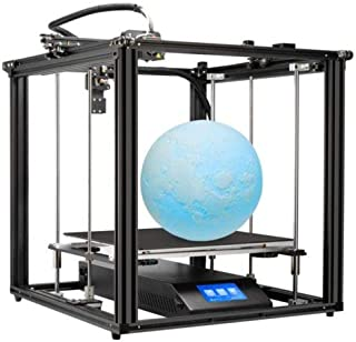 3D Bazaar Official Creality Ender 5 Plus 3D Printer with BL Touch, Tempered Glass Plate and Touch Color Screen, Large Buil...