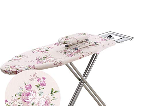 MIEMIE Schmiedeeisen Bügelbrett Home Verstellbare Rack Garderobe Bekleidungsgeschäft Kleidung Faltenentfernung Werkbank