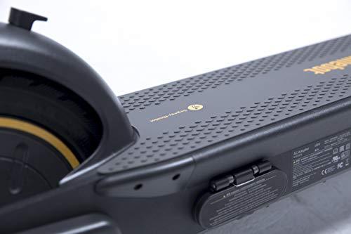 SEGWAY Max G30 trotinette Electrique Adulte Unisexe, Noir, Unique