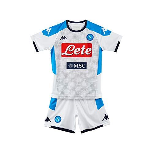 SSC Napoli Kit de tercera equipación para niños temporada 2019/2020