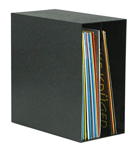 Knosti 1 2024 31 Archifix-Box für 50 LPs schwarz