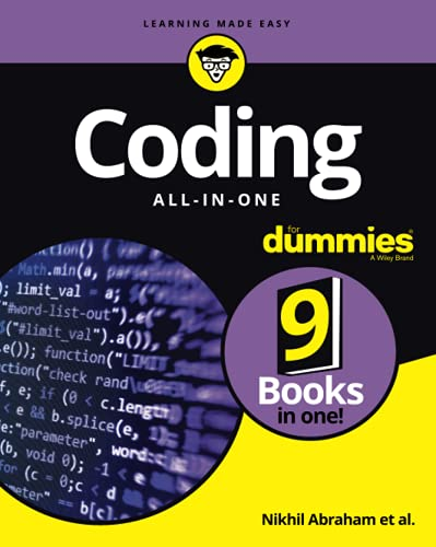 Coding All-in-One For Dummies (For Dummies (Computers))