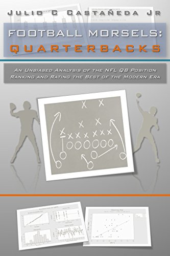 Football Morsels - Quarterbacks: An Unbiased Analysis of the QB Position Ranking and Rating the Best of the Modern Era (English Edition)
